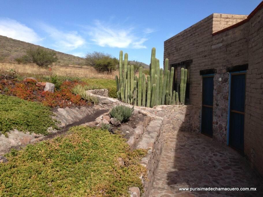 Casa de adobe a 17 minutos de sma caba as en alquiler en for Piani casa adobe hacienda