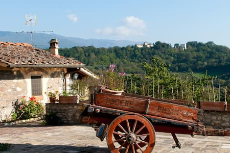 Holiday in Toscany in the Strettoio - Apartment