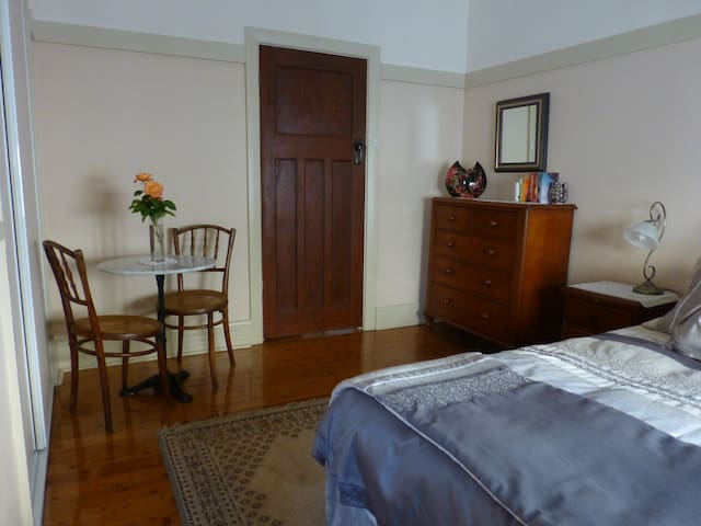 Peaceful Charm 1 - room and ensuite