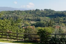 Holiday in Toscany in the Strettoio