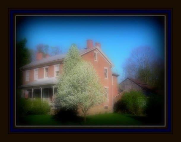 McBurney Manor Bed and Breakfast - Huntingdon