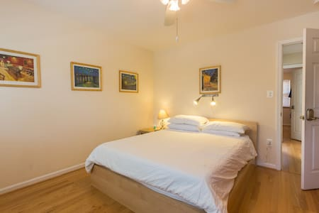Old Towne Alexandria Van Gogh suite - Alexandria