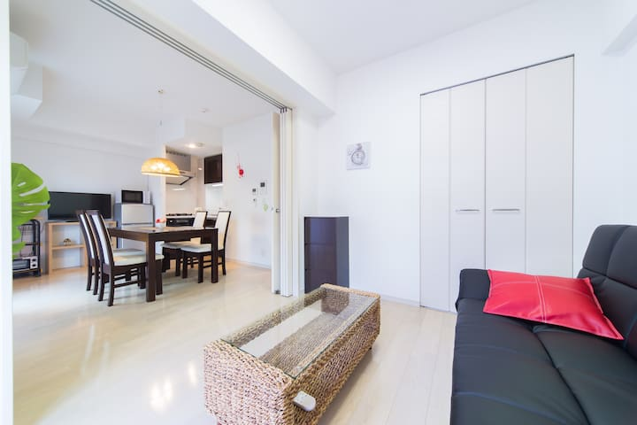 BEST LOCATION NEWLY-APT / 5mins walk to Kyoto Sta! - Kyōto-shi - Appartement