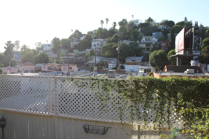 Beautiful, private oasis in the heart of Silver Lake