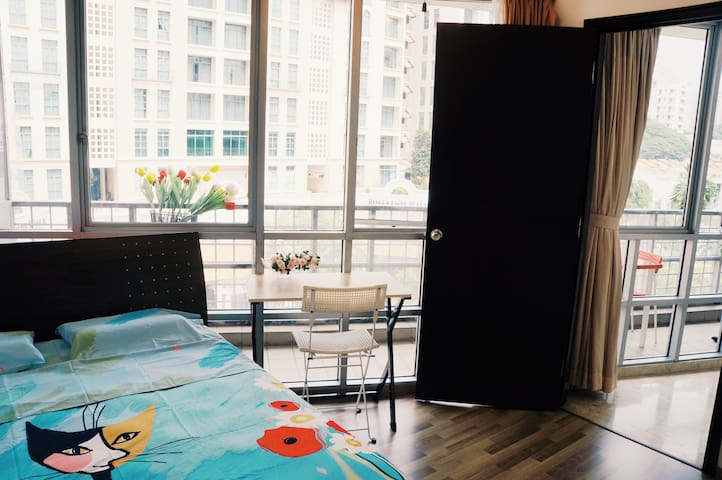 Premium4  ensuite  /PrivateBath/Roberson Quay - Singapore - Apartment