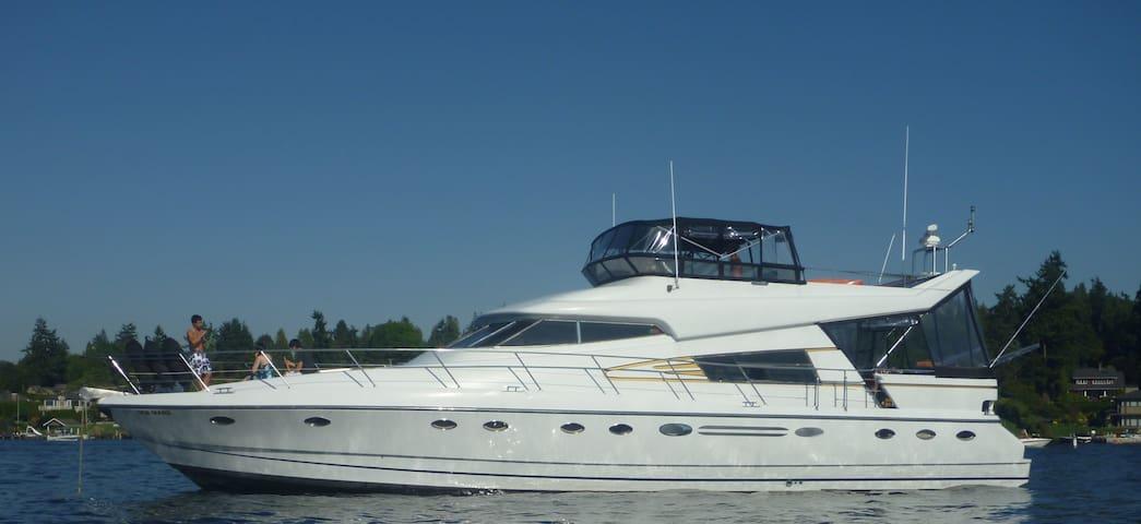 Luxury yacht - Kirkland - Boat