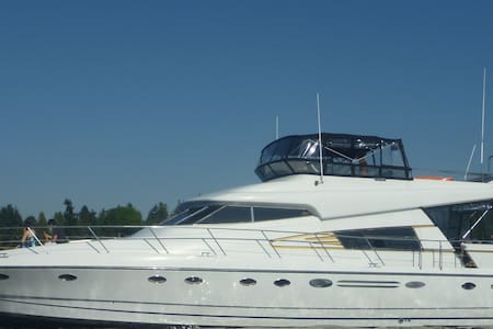 Luxury yacht - Kirkland