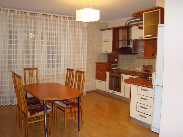 Элитная большая квартира - Новосибирск - อพาร์ทเมนท์
