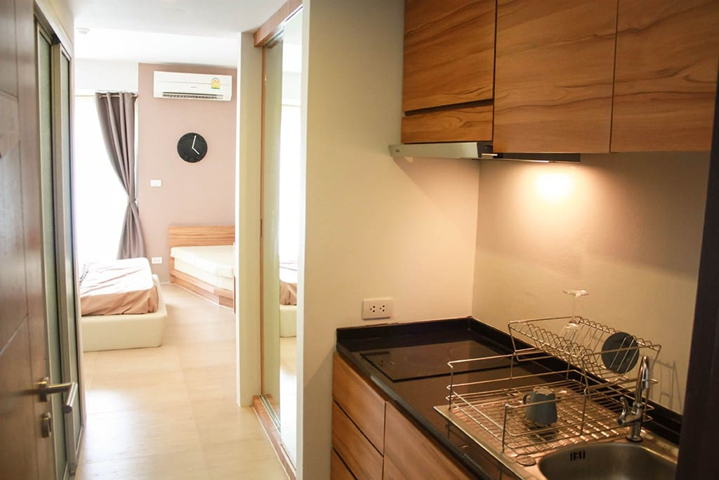 Cozy room replay condominium appartements louer ko for Interieur sport replay