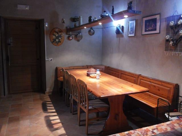 Agriturismo La Venere - Rocca Imperiale Marina - Huis