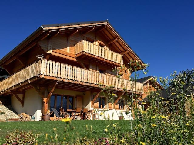 Le Jardin du Bulle - Saint-Gervais-les-Bains - Chalet