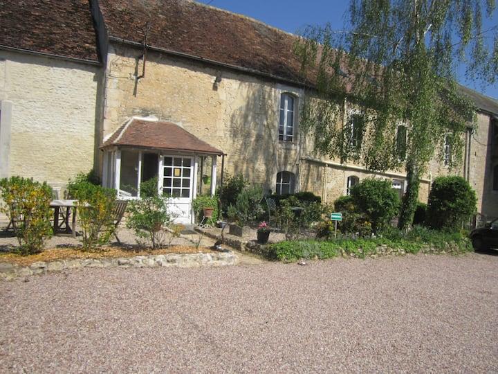 La Vieille Ferme 18th C Farmhouse
