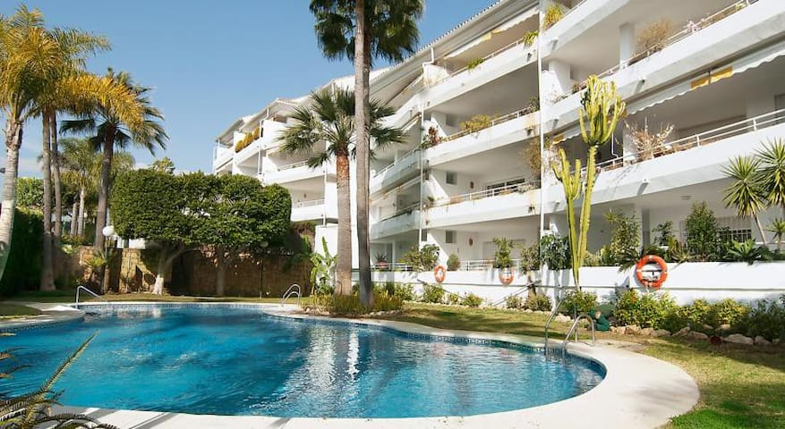Piso en Guadalmina Baja en Hoyo 15 - Marbella (Guadalmina Baja) - Lejlighed