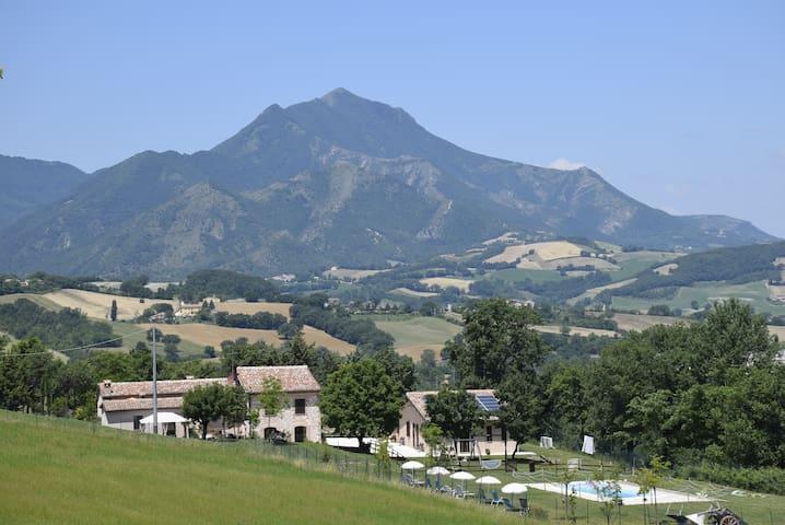 agriturismo il castellaro - Sassoferrato - Huis