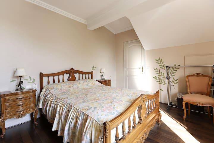 Chambre d'hôtes s-d-bains privée proche Paris Orly - Antony - Casa