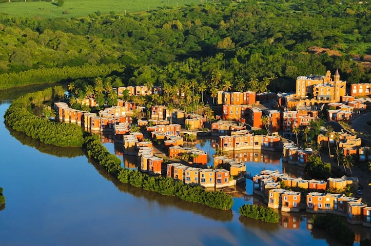 Les Chamblynes Villas - Port Louis - Villa