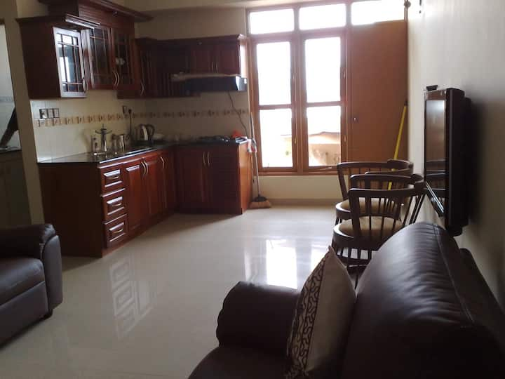 Furnished 2 BR Apartment in Colombo