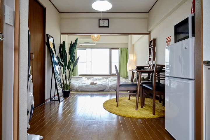 ShinagawaArea.w 3mins→house43 - Shinagawa-ku - Apartment