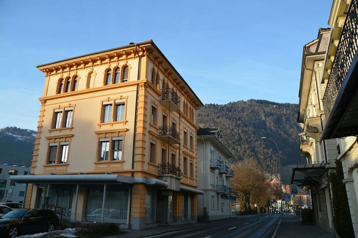 Stephans Holiday Apartment - Interlaken - Daire
