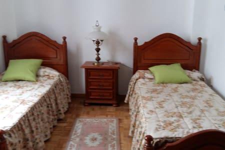 Doble room in town - Dormitori compartit