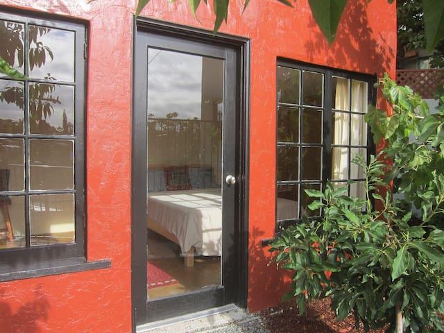 Sunny Room, Full Bath, Own Entrance