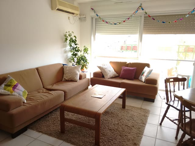 Bright aparment in central Israel - Modi'in-Maccabim-Re'ut - Apartment