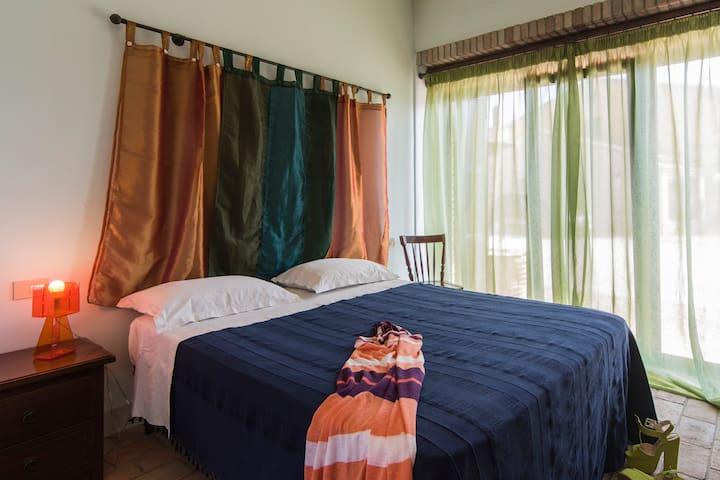 Accogliente guest cottage sunflower - Castelfidardo - Casa