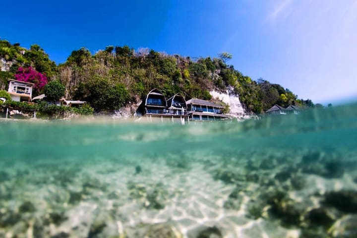 Beach Front Villa, Bali! RJ - Kuta Selatan - House