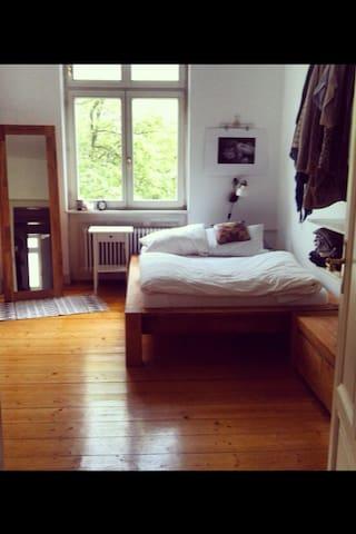 Gemütliches Altbauzimmer - Karlsruhe - Apartamento