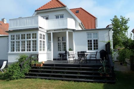 Lovely villa near city and sea - Gentofte - Haus