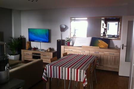 appartement proche CV de Rennes - Cesson-Sévigné - Wohnung