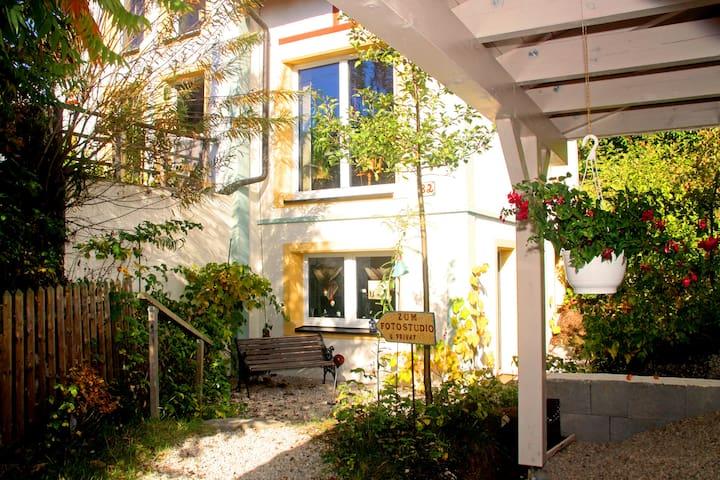 Zimmer im Grünen - Oberhöchstädt - Rumah