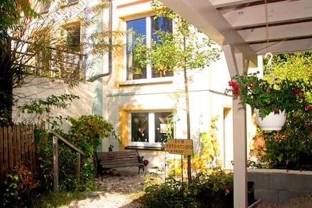 Zimmer im Grünen - Oberhöchstädt - House