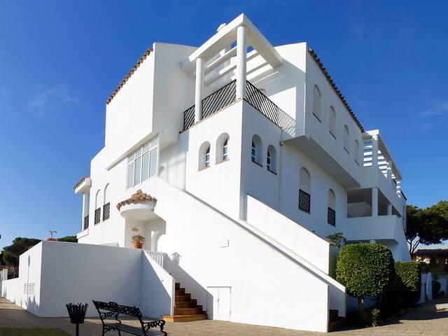 Duplex en Playa de la Barrosa