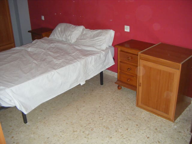 Single room in the city center - Sevilla - Dům