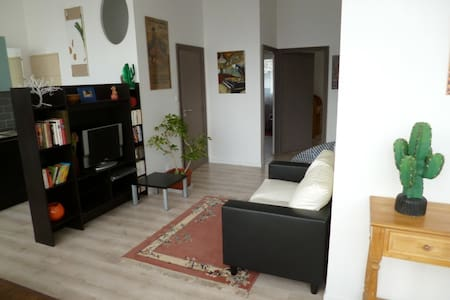Room type: Entire home/apt Property type: Townhouse Accommodates: 4 Bedrooms: 2 Bathrooms: 1