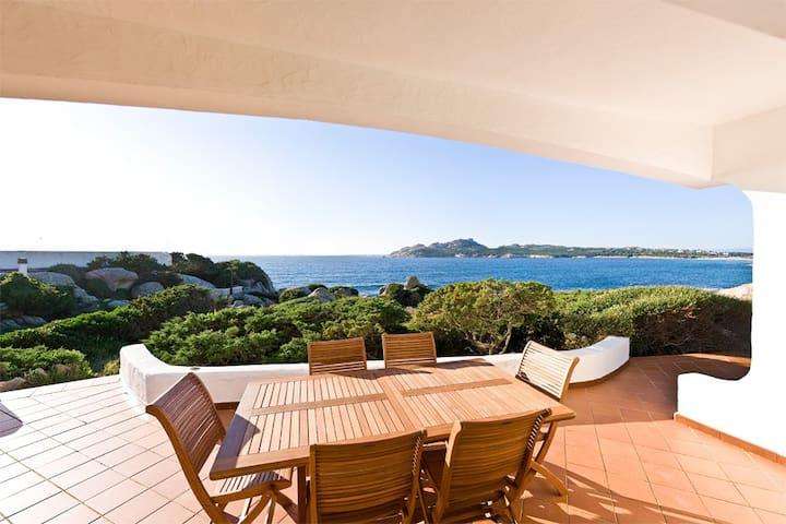FANTASTICA VILLA SUL MARE - Santa Reparata - Villa
