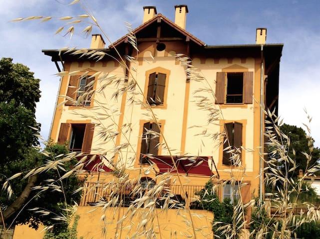 Family Roomn°1 - Chalet Pietri - Olivese - Bed & Breakfast