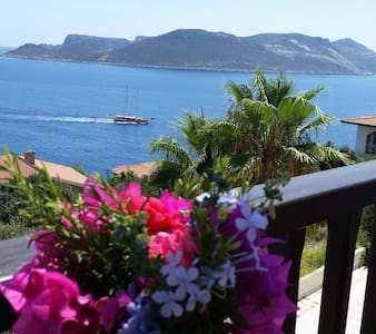 Amazing Sea Views of Peninsula with pool - Kaş - Lakás