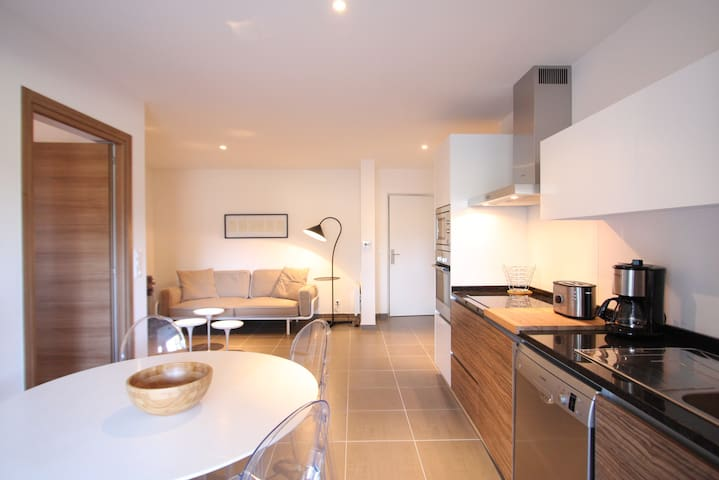 Appartement 2 chambres avec piscine