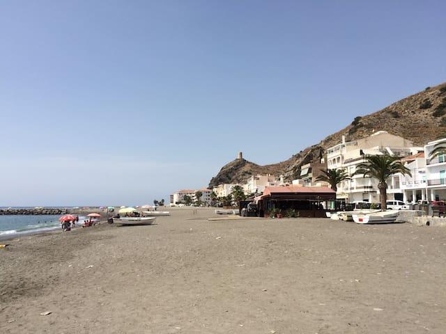 Apartamento 50 m de la playa - La Mamola - Pis