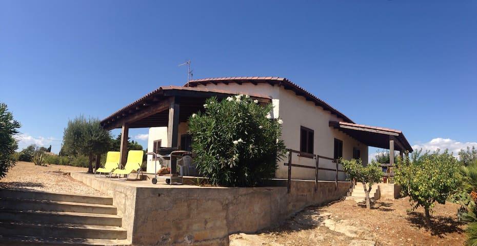 Vacanze al Kamemi - Villa nel verde - Camemi Superiore - House
