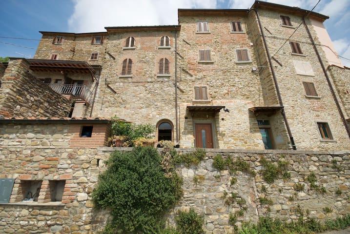 Skønt hus i Toscana - Castelluccio - Haus