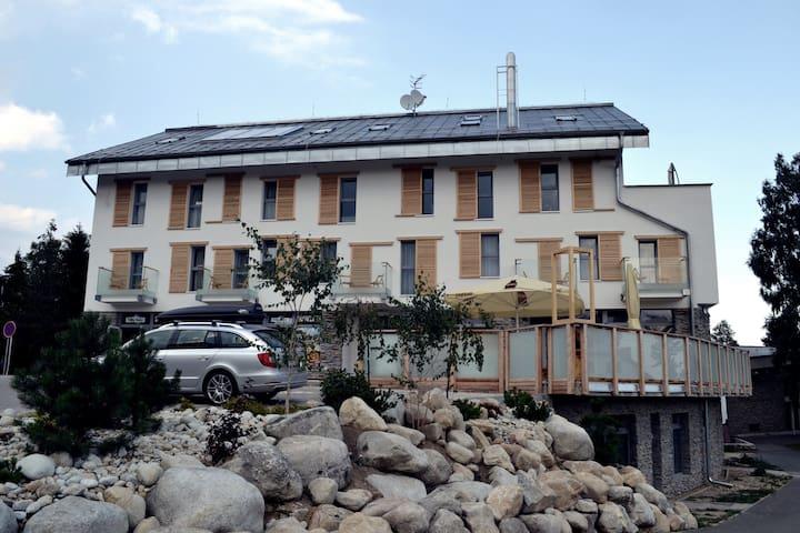 Apartmány Belveder - Vysoké Tatry