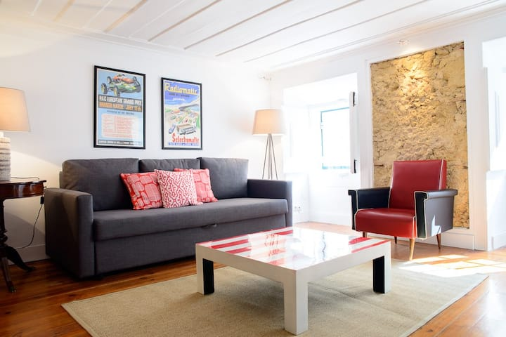 Principe Real Stylish apartment