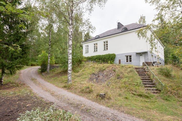 Villa Koulukallio - Hyvinkää - Vila