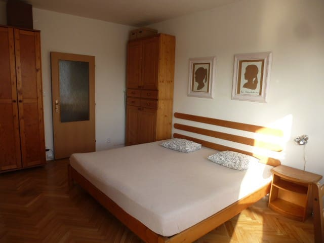 Authentic travel experience, comfortable stay! - Praha - Byt