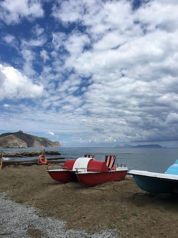 lasciatevi incantare a 2 passi dal mare - Falcone - Byt
