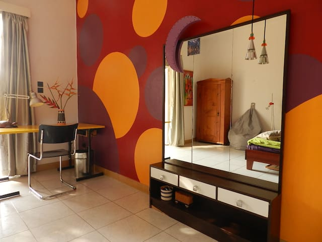 The Violet Moon Room - Kigali