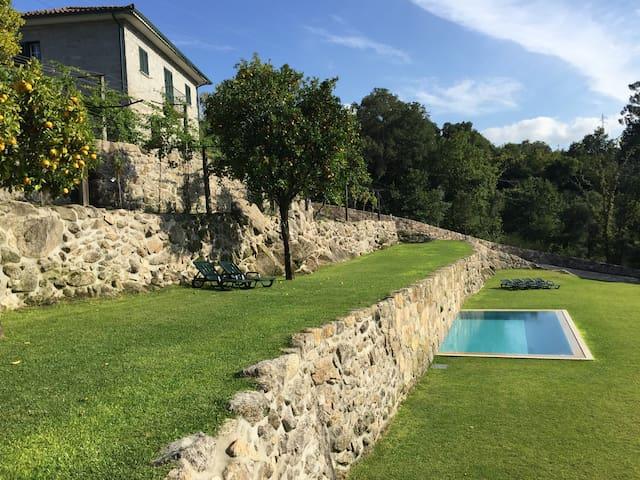 Quinta Parque Nacional Peneda Geres - britelo - Huis